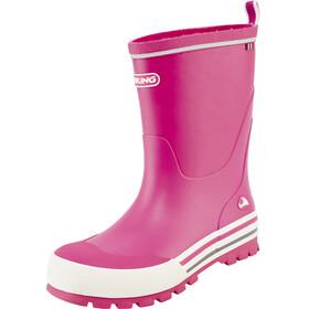 Viking Footwear Jolly Kalosze Dzieci różowy